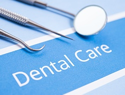 dental care and tools